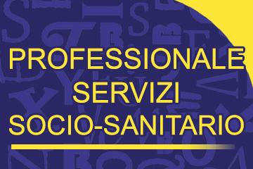 PROFESSIONALE SERVIZI SOCIO-SANITARIO